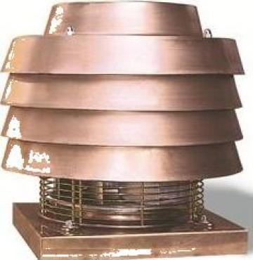 Ventilator centrifugal pentru seminee si cosuri de fum MTF de la Professional Vent Systems Srl