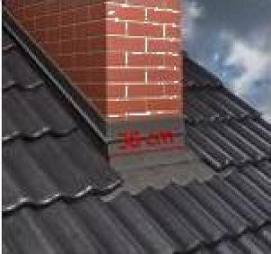 Rama de etansare Fakro pentru cosuri de fum de la Sc Ellcor Roof Srl-d