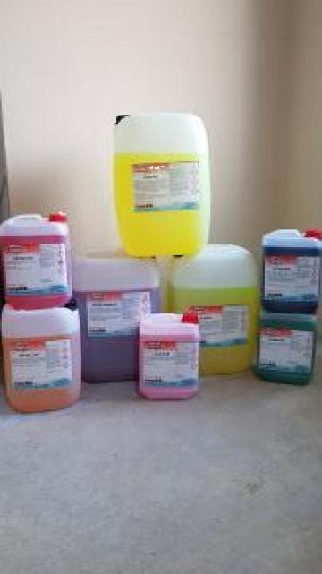 Detergenti spalatorii auto pentru scule profesionale de la Sc Carios Cugir Srl