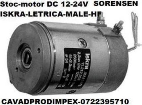 Motoare pentru actionare hidraulica dc 12-24V de la Cavad Prod Impex Srl