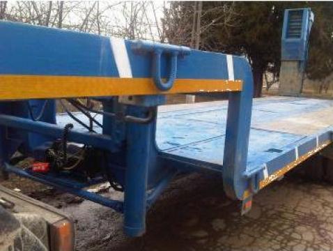 Agregat electric pentru actionare rampe trailer