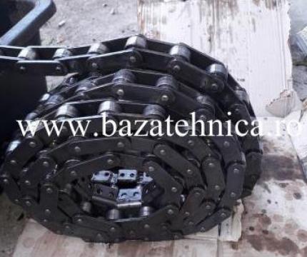 Reparatie lant antrenare fabrica de geamuri de la Baza Tehnica Alfa Srl