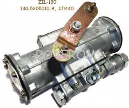 Motoras pneumatic stergator parbriz ZIL-130, Ural 375, T150K
