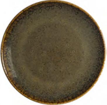 Farfurie din portelan Bonna colectia Tierra 17cm