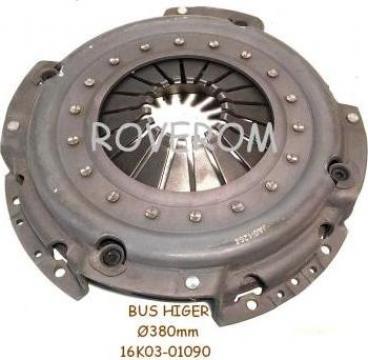 Ambreiaj Bus Higer KLQ6826, 6840, 6883, 6885, 6891 (380mm) de la Roverom Srl
