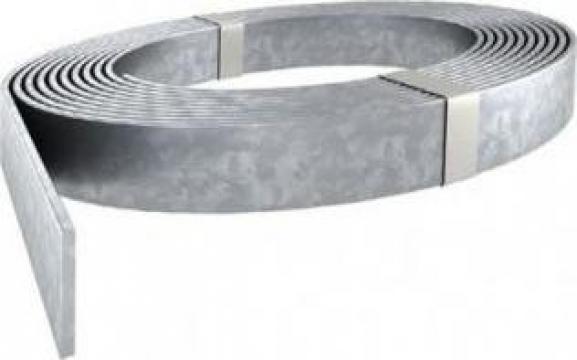 Banda metalica zincata - 25x3 mm