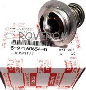 Termostat Isuzu 3LA1, 3LB1, 3LD1, 4LB1, 4LE1 (76.5*C)