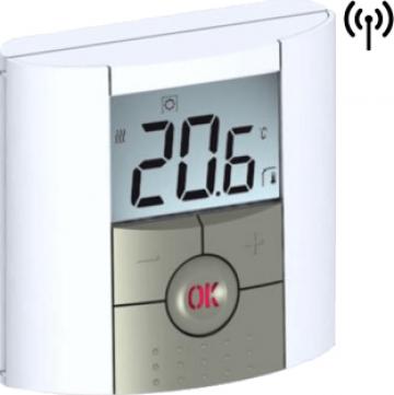 Termostat digital de ambient, cu RF de la Sistema Comfort And Energy Saving