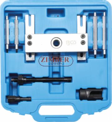 Set extractoare injectoare pentru motoare BMW M47TU, M57, M5 de la Zimber Tools
