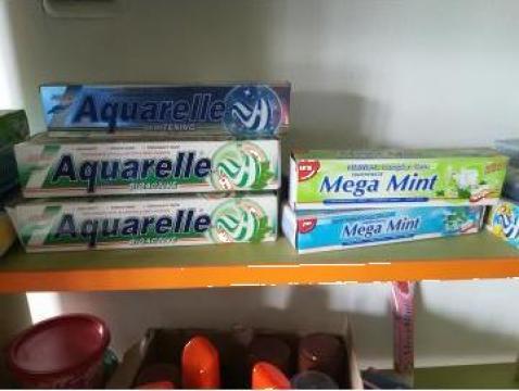Pasta de dinti Mega Mint Kids 50ml de la Speed Aktiv Det
