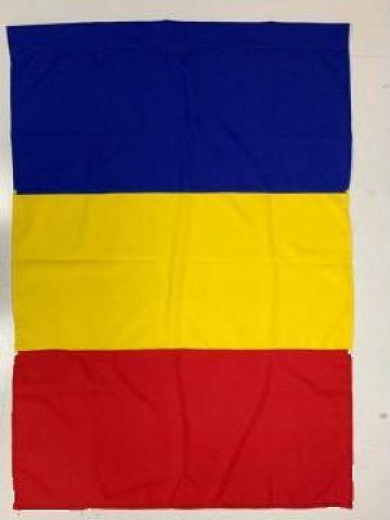 Drapel Romania 90/135 cm de la Protect Styl Industry Srl
