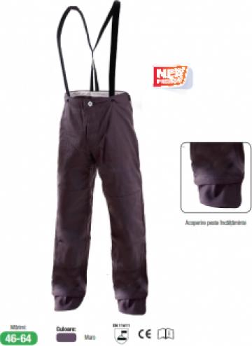 Pantalon pentru sudori de la Electrofrane