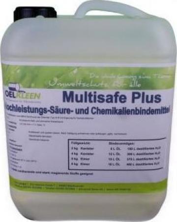 Lichid absorbant Multisafe Plus - canistra 4 litrii de la Parcon Freiwald Srl