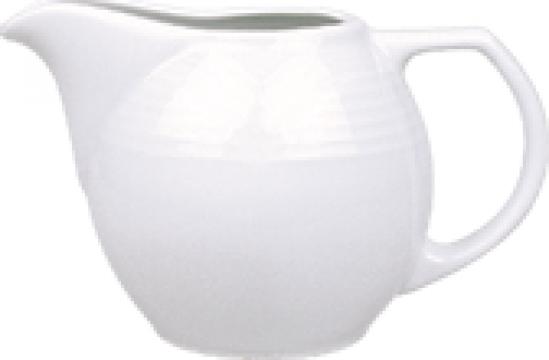 Cana pentru lapte din portelan 150cc colectia Saturn de la Basarom Com