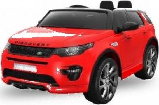 Jucarie masina electrica Land Rover Discovery Premium