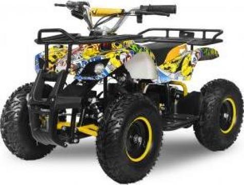 Jucarie mini ATV electric copii Nitro Torino Quad 1000W 48V