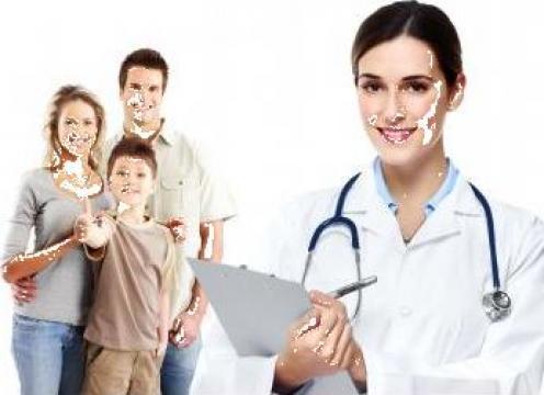 Consultatii medicale de urgenta la domiciliu de la Samaritanus S.r.l.