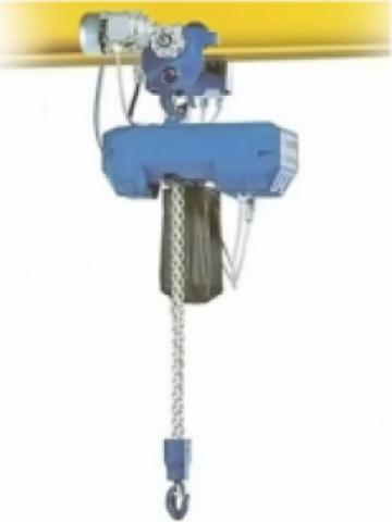 Electropalan cu cablu cu deplasare electrica 125 Kg de la Electrofrane