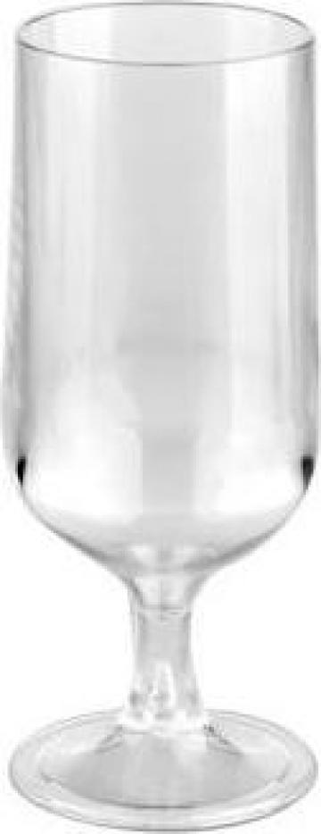 Pahar pentru bere policarbonat 400ml de la Basarom Com