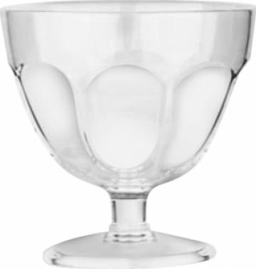 Cupa pentru inghetata policarbonat 380ml Premium de la Basarom Com