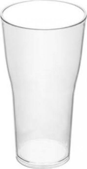 Pahar pentru bere Tulip policarbonat 568ml Premium de la Basarom Com