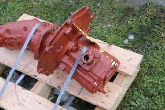 Pompa hidraulica pentru miniexcavator Yanmar Vio 25 de la Nenial Service & Consulting