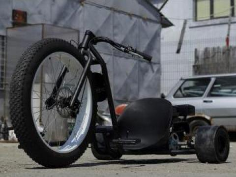 Motocicleta Nitro Drift-Trike 200cc Roti 26/11 de la SSP Kinderauto & Beauty Srl