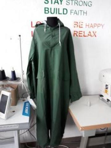 Pelerina verde de la Sc Atelier Blue Srl