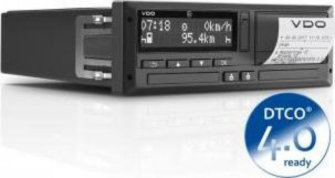 Tahograf digital inteligent VDO DTCO 4.0 de la Leal A.E.G. Srl