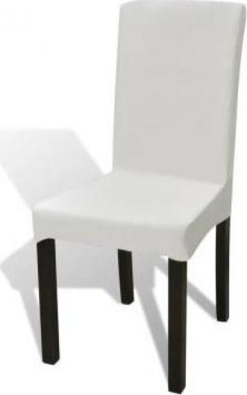 Husa elastica scaun drept 6 buc.