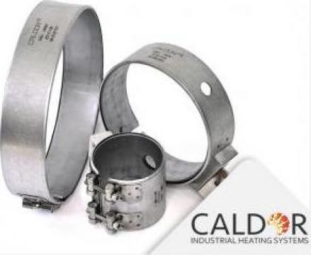 Rezistente electrice pentru cilindrii cu mica de la Caldor Industrial Heating Systems Srl