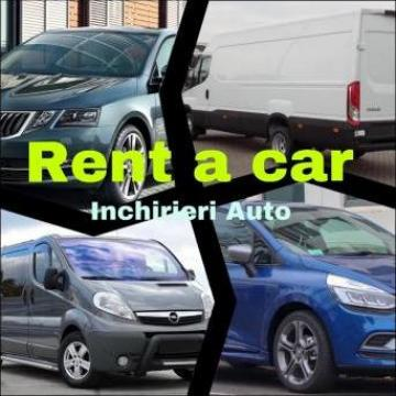 Rent a car Timisoara - inchirieri auto Timis