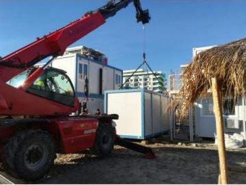 Containere pentru santier de la Yakyta Industry Srl