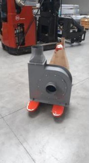 Exhaustor rumegus, praf, span, furaj de la SC Spirotens Metal SRL