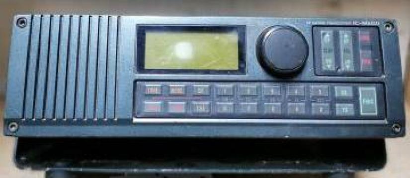 Statie radio de la Servomar Mirela