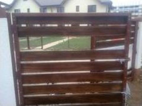 Porti lemn tei de la Hexi Center Srl