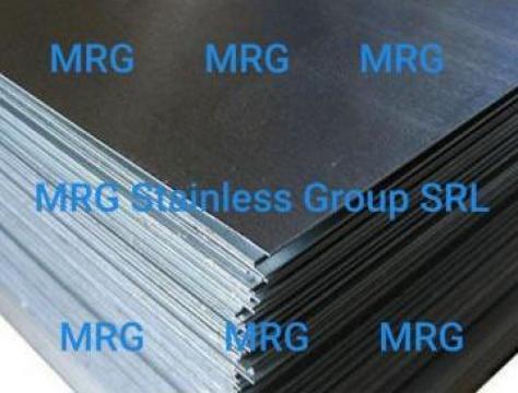 Tabla zinc 0.8mm tabla Zn TiZn rulou titan-zinc sheet coil de la MRG Stainless Group Srl