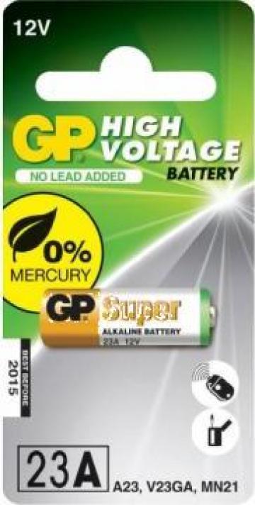 Baterie GP A23, 12V de la Konstructhor All SRL