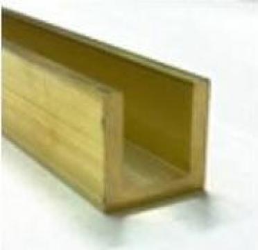 Profil U alama 15x15x15x1.5mm