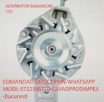 Alternator pentru stivuitor Balkancar 12V -60A de la Cavad Prod Impex Srl