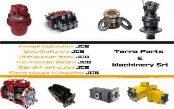 Convertizor buldo JCB 3CX 4CX 04/600784 de la Terra Parts & Machinery Srl