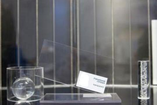 Policarbonat compact 1mm de la Geo & Vlad Com Srl