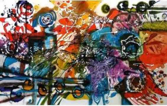 Tablou Omul care aduce ploaia de la Gallery Art Bissinger Srl