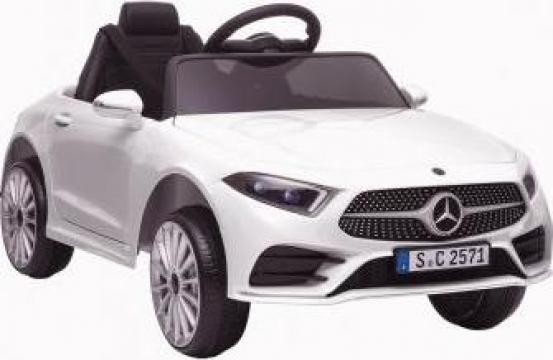 Jucarie masinuta electrica Kinderauto Mercedes CLS350, 50W