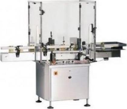 Masina automata de etichetat - posibilitate aplicare sigiliu de la Stelas Distribution SRL