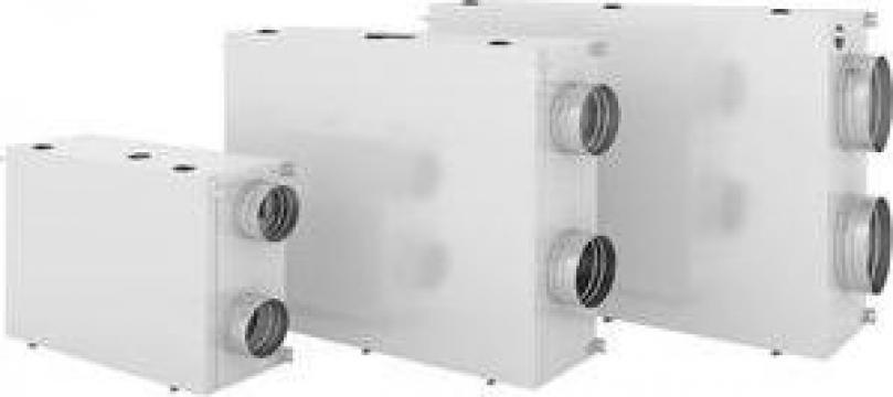 Sistem climatizare pentru locuinte de la Daret Tehno Srl