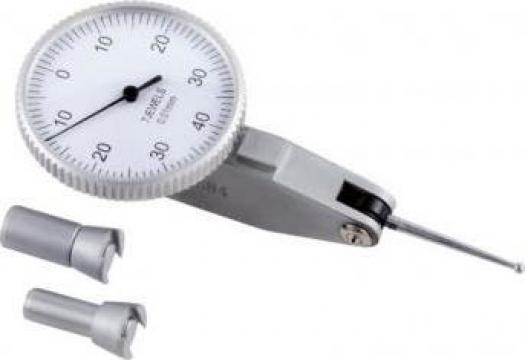 Ceas comparator de test DIN 2270 T006 de la Proma Machinery Srl.