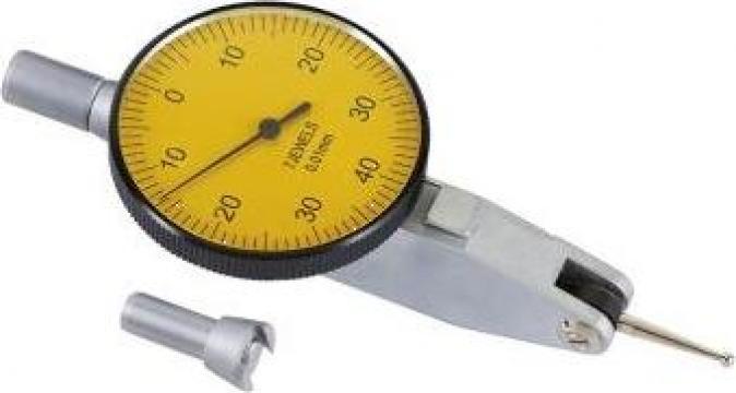 Ceas comparator de test DIN 2270 T007 de la Proma Machinery Srl.