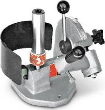 Dispozitiv pentru ajustarea diametrului rectificator ZA 110 de la Proma Machinery Srl.