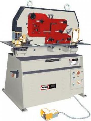 Foarfeca combinata pentru metal HEP-450 de la Proma Machinery Srl.